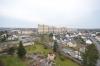 **VERMIETET**DIETZ: Neu-Renovierte 1-Zimmer-Wohnung mit Balkon im 10. Geschoss - Blick aus dem Balkon