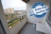 **VERMIETET**DIETZ: Neu-Renovierte 1-Zimmer-Wohnung mit Balkon im 10. Geschoss - Balkon