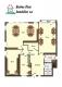 **VERMIETET**DIETZ: Provisionsfreie günstige Flächen im REPRÄSENTATIVEN Bürogebäude - Schematischer Grundriss