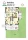 **VERMIETET**DIETZ: 4-Zimmer-Terrassen-Garten-Traum in Kleinwallstadt im Zweifamilienhaus! - Grundriss Erdgeschoss