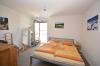 DIETZ: Neuwertige 3-Zimmer-Wohnung mit Aufzug, Einbauküche, Fußbodenheizung und Balkon! - Schlafzimmer 1 von 2