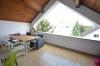DIETZ: Helle und gepflegte 3-Zimmer-Dachgeschosswohnung mit 20qm Dachterrasse! - Große Dachterrasse