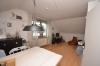 DIETZ: Helle und gepflegte 3-Zimmer-Dachgeschosswohnung mit 20qm Dachterrasse! - Wohn- und Esszimmer
