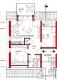 DIETZ: NEUWERTIGE, lichtdurchflutete 3-Zimmer-Wohnung in TOP-Lage von Mömlingen! - Grundriss