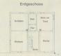 Ein 1-2 Fam-Haus, das SIE überzeugen wird.  Mit Doppelgarage und riesigem Garten für Kinder und Tie - Grundriss Erdgeschoss