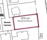 **Verkauft**Schöner Bauplatz (Reines Wohngebiet) - Lageplan