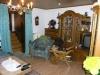 *Verkauft*  Freistehendes EFH mit Garten u. Doppelgarage - Blick ins Wohnzimmer