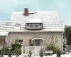 Geräumiges, zentral gelegenes freistehendes 1-2 Fam.Haus mit Ladengeschäft im Ortsteil von  Groß-Um - Die hintere Hausansicht
