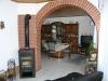 Tolles Einfamilienhaus, zum Freundschaftspreis**DIREKT BABEN HAUSEN - Heller Wohn/Essbereich mit Kaminofen