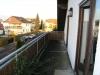 Diese 5 Zimmer Eigentumswohnung wird Sie begeistern, - Großer Balkon vorne