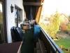 Diese 5 Zimmer Eigentumswohnung wird Sie begeistern, - Weiterer überdachter Süd-Balkon