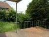1-2 Familienhaus, mit Blick über Obernburg und dem Spessart - Ansicht Terrasse und Garten