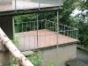 1-2 Familienhaus, mit Blick über Obernburg und dem Spessart - Seitenansicht Terrasse/Balkon