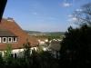 1-2 Familienhaus, mit Blick über Obernburg und dem Spessart - Ausblick vom Balkon