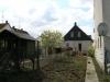 **Verkauft** Gemütliches neu renoviertes Einfamilienhaus mit Garten Ortsrandlage von Babenhausen - Hintere Hausansicht m. Garten