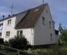 *Verkauft* Solide große Doppelhaushälfte mit tollem Garten und 2 Garagen in Babenhausen OT - Die Hausansicht