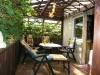 *Verkauft* Freistehendes Haus für die wachsende Familie m. - Die überdachte Terrasse