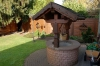**VERKAUFT**  1-2 Familienhaus mit Traumgarten und Garage. In ruhiger Lage - Mit echtem Brunnen