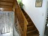 **VERKAUFT**Hallo Pferdebesitzer ! Traumhafte modernisierte Hofreite mit 4 Pferdeboxen in Mosbach - Der Treppenaufgang