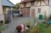 **Verkauft**  1-2  Familienhaus mit Garage u. Garten im Herzen von Dieburg - Blick in den Hof