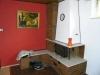 **VERKAUFT**   Walmdachbungalow mit Naturgarten. (eine Grundrenovierung ist erforderlich) - Detail vom Wohnzimmer