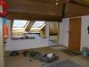 **VERKAUFT**   Walmdachbungalow mit Naturgarten. (eine Grundrenovierung ist erforderlich) - Blick ins Obergeschoss