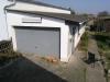 *Verkauft*  Doppelhaushälfte mit Nebengebäuden und Garten. - Nebengebäude von oben gesehen. (gewerblich nutzbar)