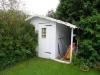 **VERKAUFT**  ÜElegante Doppelhaushälfte im Landhausstil- Für Gartenfreunde. In beliebter Lage von Babenhausen - Mit Gartenhaus