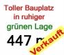 ***VERKAUFT  ***Bauplatz im (RITTERSLOCH). - Verkauft