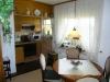 **VERKAUFT** DIETZ: 1-2 Zimmer Wohnung mit Balkon und PKW Stellplatz (Ideal auch für ältere Menschen) (auch eine TOP Kapitalanlage) - Blick Richtung Küche und Essbereich (sehr gemütlich)