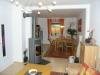 **VERKAUFT**  Leben am Naturschutzgebiet! Tolles modernes Einfamilienhaus in bevorzugter Lage von Sulzbach - Blick in den hellen Wohn/Essbereich