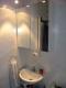 **VERKAUFT**  Leben am Naturschutzgebiet! Tolles modernes Einfamilienhaus in bevorzugter Lage von Sulzbach - Teilansicht des Badezimmers