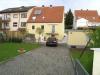 **VERKAUFT**  Leben am Naturschutzgebiet! Tolles modernes Einfamilienhaus in bevorzugter Lage von Sulzbach - Hof, Einfahrt und Garten