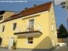 **VERKAUFT**  Leben am Naturschutzgebiet! Tolles modernes Einfamilienhaus in bevorzugter Lage von Sulzbach - Frontansicht des Wohnhauses