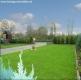 **VERKAUFT**  Leben am Naturschutzgebiet! Tolles modernes Einfamilienhaus in bevorzugter Lage von Sulzbach - Teilansicht des großen Gartens