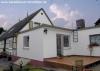 **VERKAUFT**  Freistehendes Einfamilienhaus mit Anbau !! Tip Top gepflegt,  in einer ruhigen Seitenstraße von Babenhausen - Langstadt - Ansicht mit Terrasse