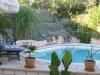 **VERKAUFT**  Exklusives Einfamilienhaus in Grossostheim OT (Neubaugebiet) in grüner Umgebung - mit Schwimmbad !!! - Anderer Bildwinkel (nicht einsehbar, von keiner Seite aus)