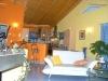 **VERKAUFT**  Exklusives Einfamilienhaus in Grossostheim OT (Neubaugebiet) in grüner Umgebung - mit Schwimmbad !!! - Wohnbereich Bild 1