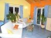 **VERKAUFT**  Exklusives Einfamilienhaus in Grossostheim OT (Neubaugebiet) in grüner Umgebung - mit Schwimmbad !!! - Wohnbereich Bild 6  (Ausgang zur großen Terrasse)