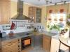 **VERKAUFT** Doppelhausperle in Feldrandlage m. Garage u. 2 Wohneinheiten. - Exklusive Ausstattung in Niedrigenergiebauweise - Inklusiv hochwertiger Einbauküche