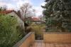 **VERKAUFT**  Freistehendes Haus für Gartenliebhaber !  Nur 5 Minuten bis zur S-Bahn zu Fuss !!! - Blick Richtung Garten