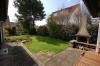 **VERKAUFT**  Hier wohnen Sie auf einer Ebene. Einfamilienhaus im Grünen. - ruhige und begehrte Lage von Münster  !!! - Weitere Gartenansicht