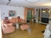 **VERKAUFT**  Hier wohnen Sie auf einer Ebene. Einfamilienhaus im Grünen. - ruhige und begehrte Lage von Münster  !!! - Lichtdurchflutetes Wohnzimmer mit Kopfparkett