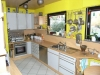 **VERKAUFT**  Hier wohnen Sie auf einer Ebene. Einfamilienhaus im Grünen. - ruhige und begehrte Lage von Münster  !!! - Blick in die Küche