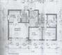 **Verkauft**  Sonniges freistehendes 1 - 2 Familienhaus mit Traumgarten und Garage- - in ruhiger Lage von Groß Umstadt - - Grundriss Erdgeschoss