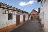 **VERKAUFT**  Hofreite mit Nebengebäude und Garten.  - In ruhiger Lage von Babenhausen OT, renoviert 1996 (Energieausweiss vorhanden) - Weiteres Nebengebäude, mit Blick Richtung Garten