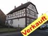 **VERKAUFT**  Abrissgrundstück mit Scheune und Nebengebäuden.  - 1002 m² - bebaubar mit 3 freistehenden Wohnhäusern ! - Verkauft