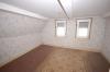 **VERKAUFT**  Für Handwerker !! Freistehendes Wohnhaus mit Anbau u. Garage. - In ruhiger zentraler  Lage von Schaafheim  !!! - Eines von 2 Zimmern im Dachgeschoss