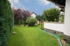 **VERKAUFT**  EXKLUSIVES Einfamilienhaus  mit Einliegerwohnung ! - mit TRAUMHAFTEN 405 m² Sahne Grundstück - Weitere Gartenansicht   (nicht einsehbar)