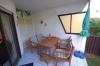 **VERKAUFT** Senioren und kleine Familien. TOP 3 Zimmer Wohnung mit Garten im ruhigen 4 Familienhaus - Die geflieste überdachte Terrasse